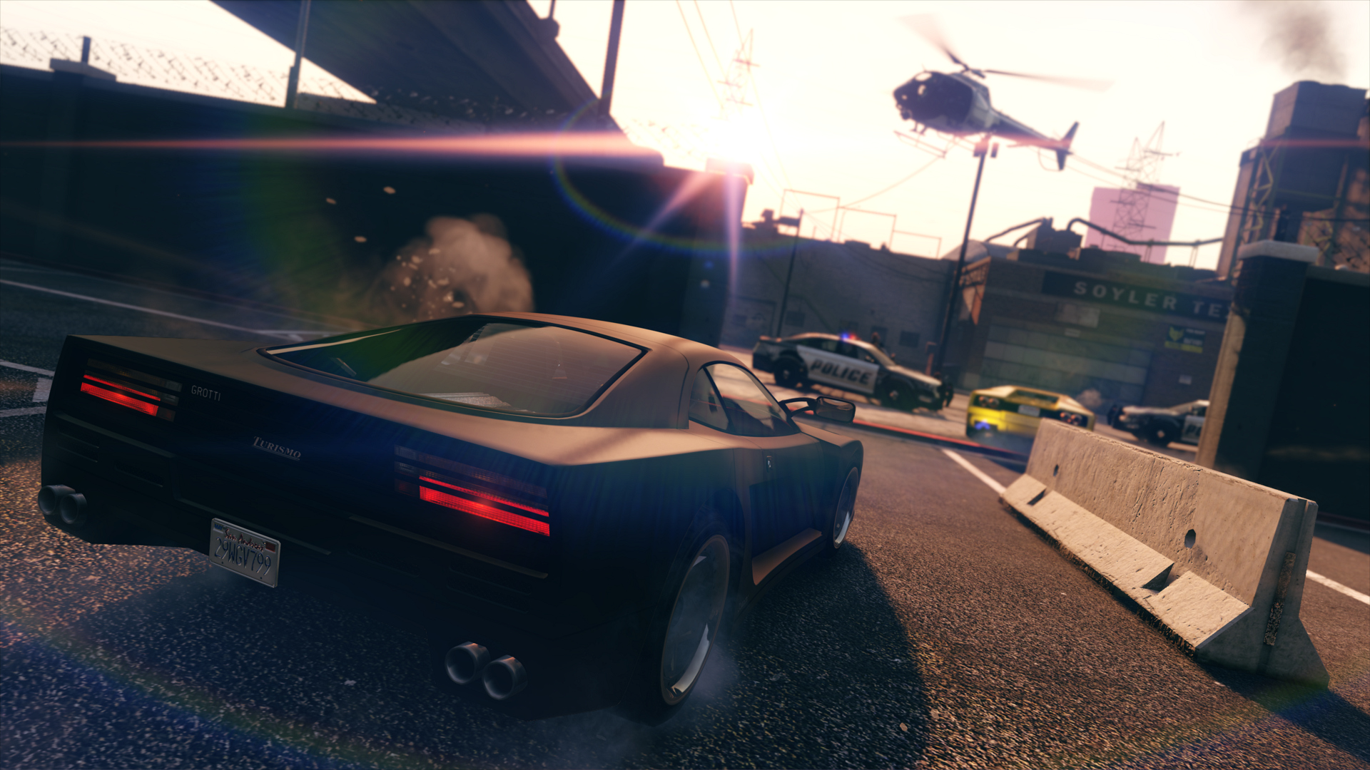 GTA Online Screenshot Avril 2019