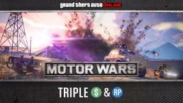 GTA Online Semaine Spéciale Motor Wars