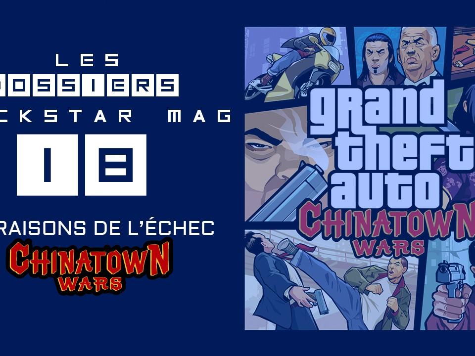 GTA Chinatown Wars les Origines de son échec
