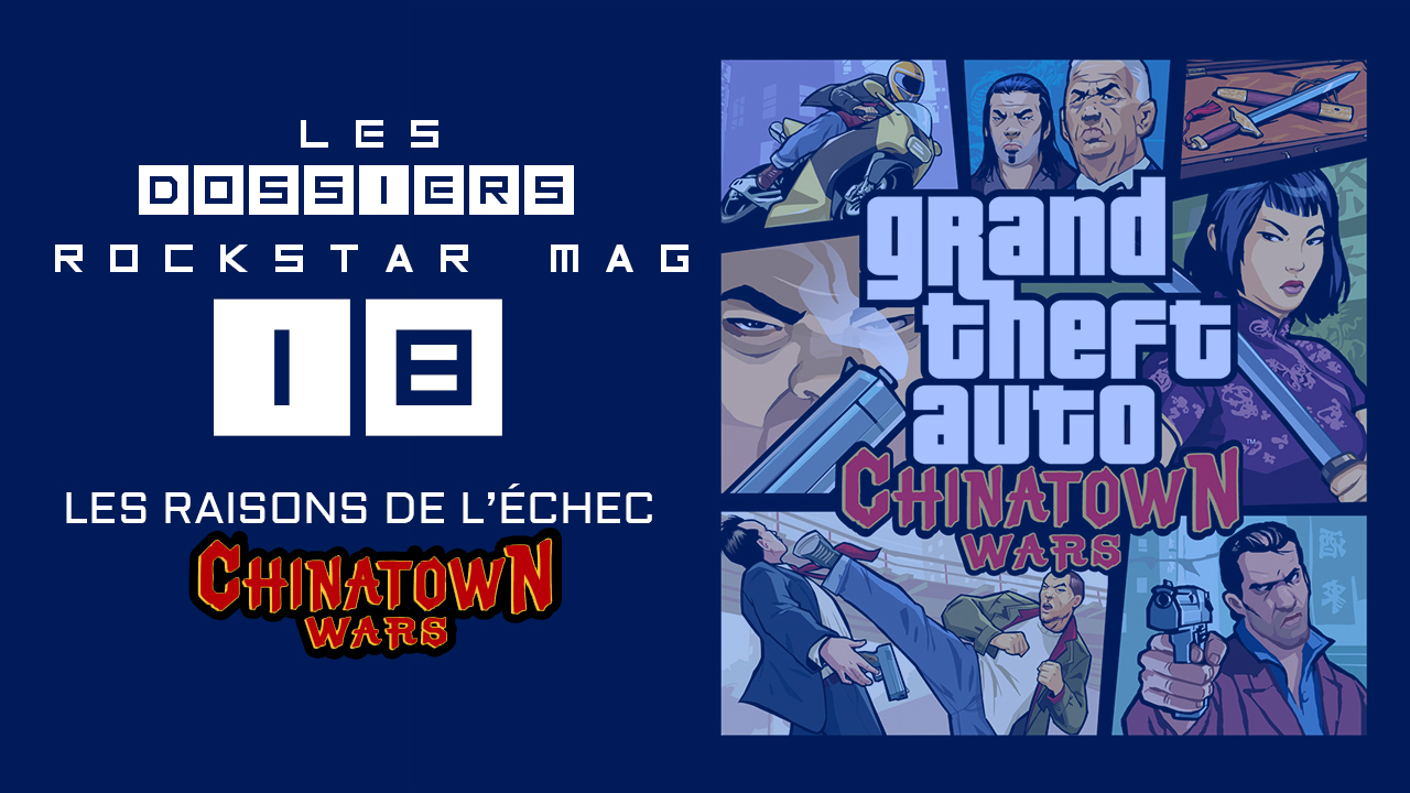 GTA Chinatown Wars les Origines de son échec
