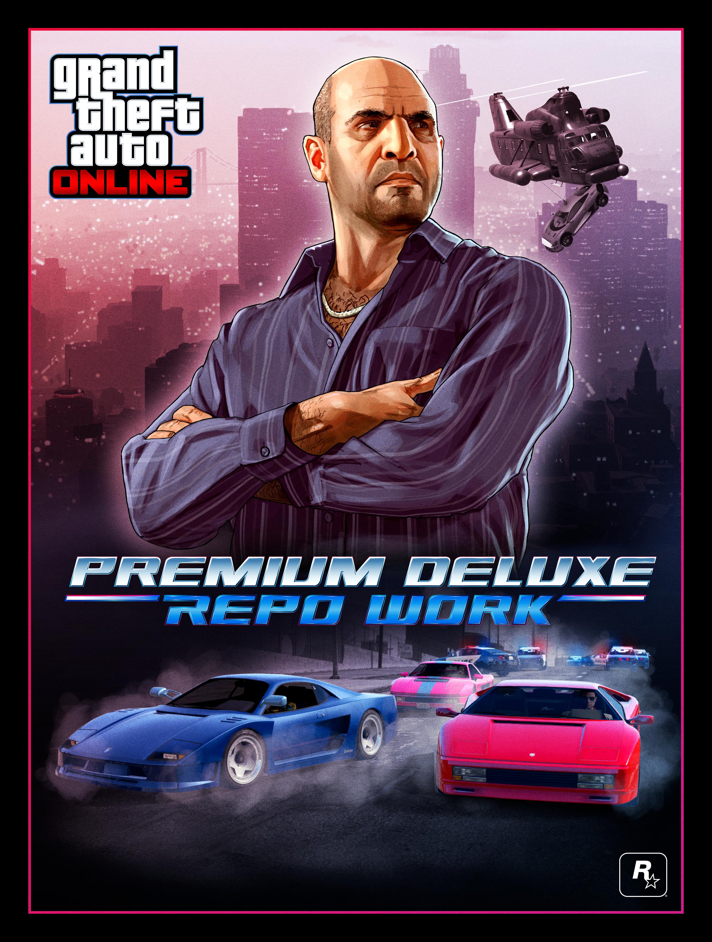 Nouvelles Missions GTA Online Simeon
