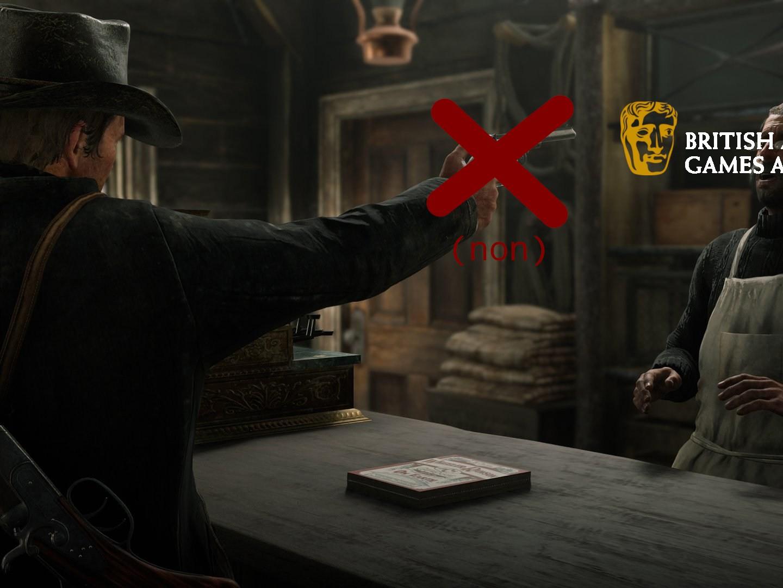 Red Dead Redemption aux Game Awards 2019, ce n'était pas glorieux