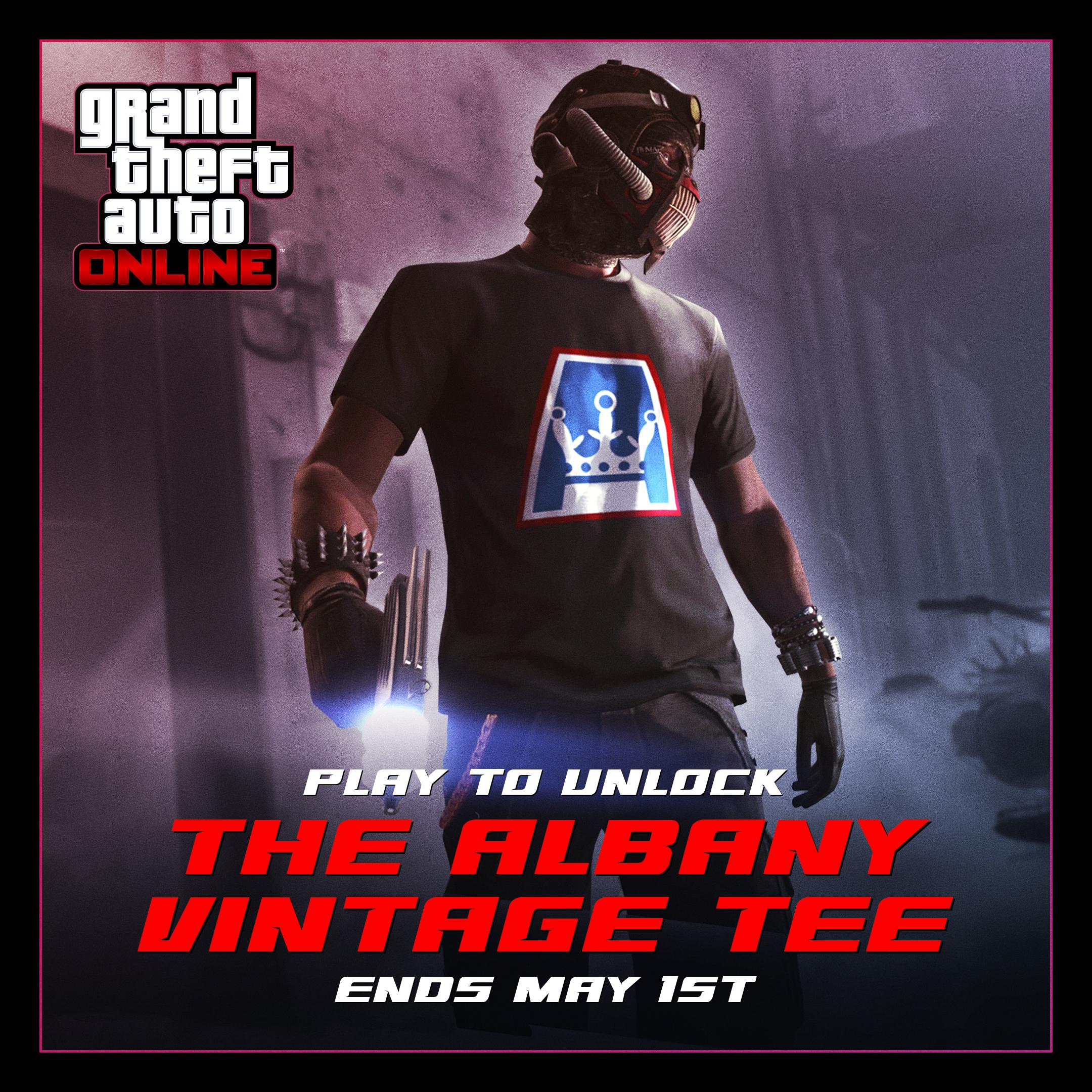 T-Shirt Bonus GTA Online
