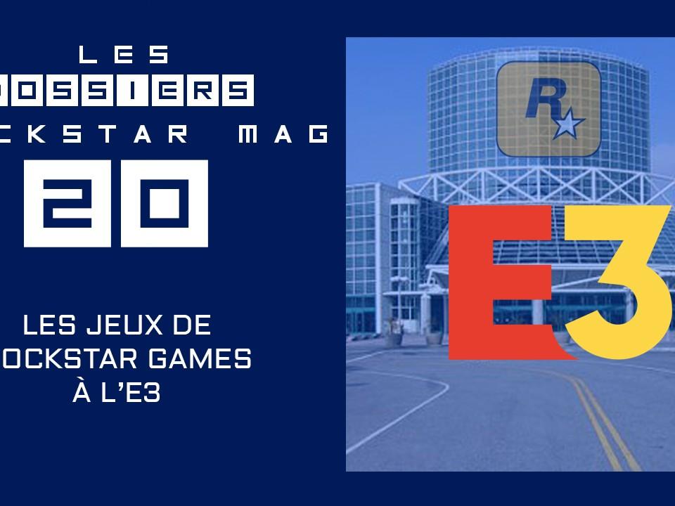 Les jeux de Rockstar Games à l'E3