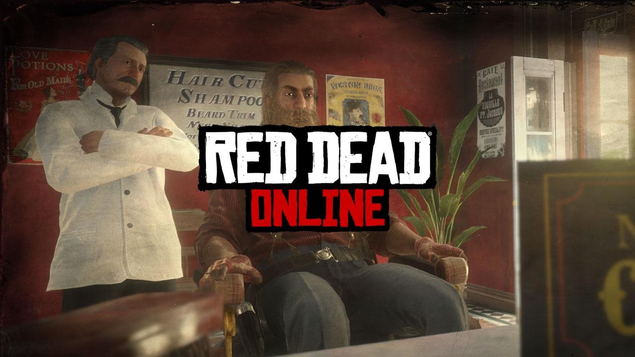 Red-Dead-Online-Customization