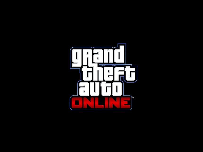 Logo et bannière de GTA Online en mai 2019