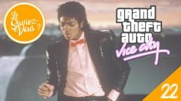 Michael Jackson Références GTA Vice City