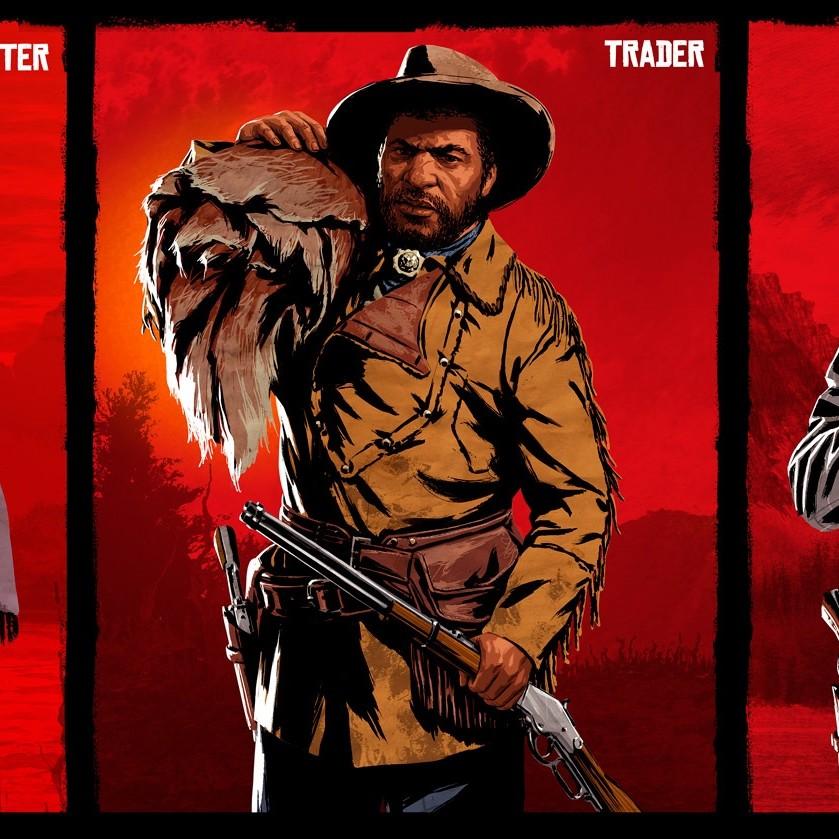Red Dead Online : les trois premiers rôles à jouer en été