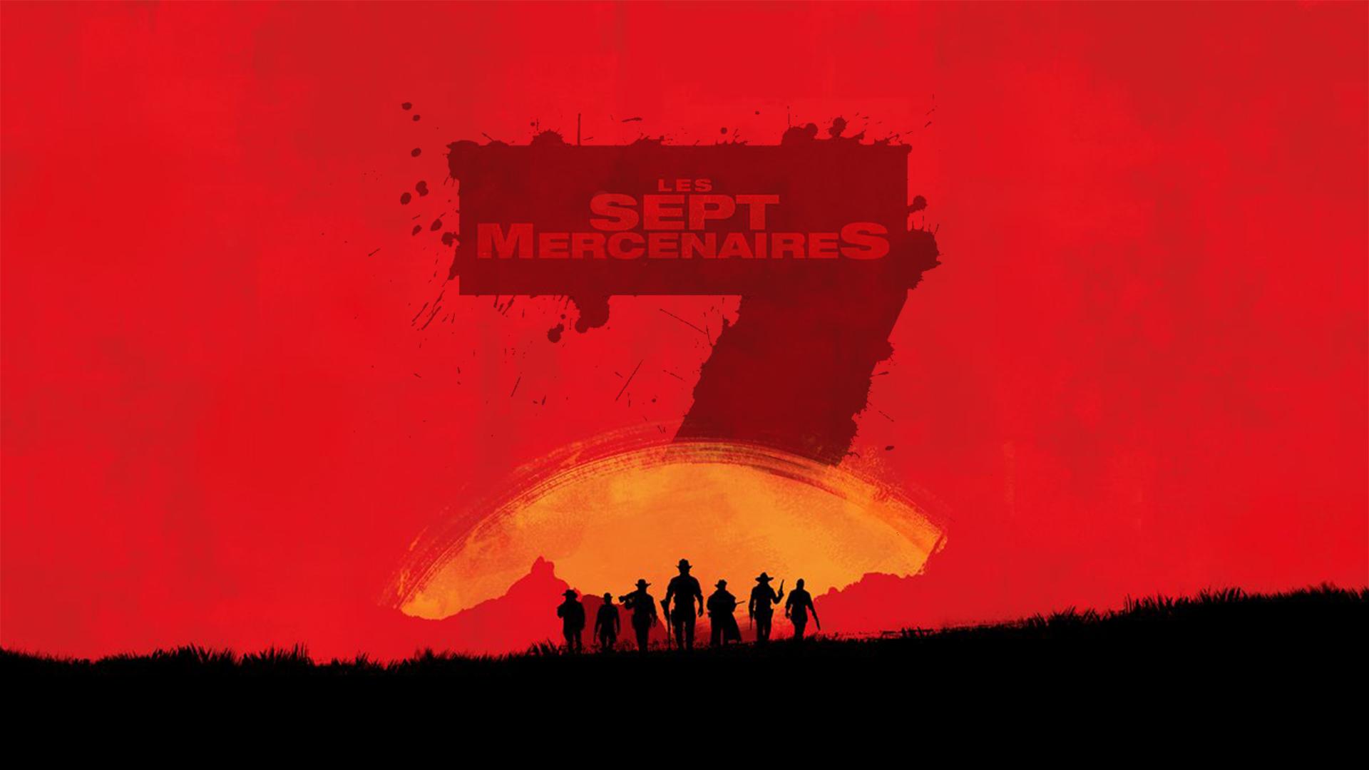 Red Dead Redemption 2 - Les 7 Mercenaires