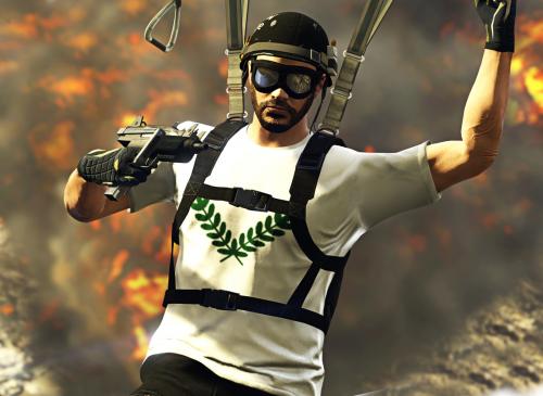 Le t-shirt Chariot est déblocable dans GTA Online