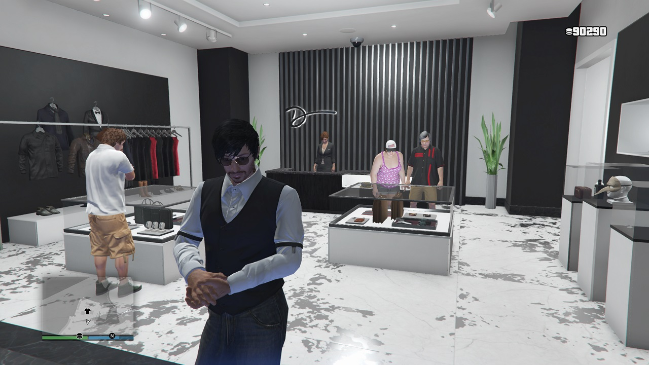Casino Store