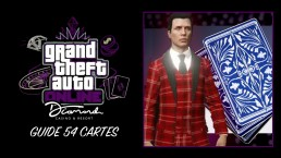 Guide 54 Cartes GTA Online