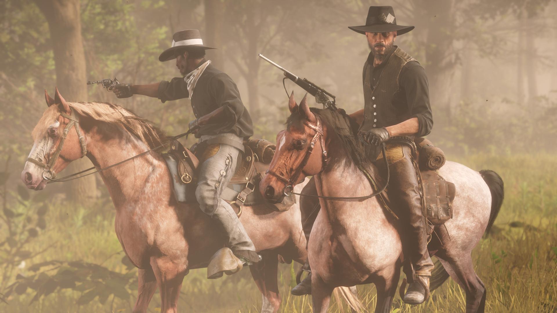 Nouveaux Vêtements Red Dead Online