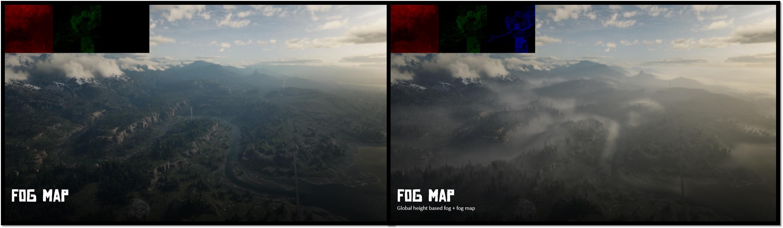 Fog Map