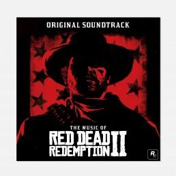 Pochette de l'Original Soundtrack de Red Dead Redemption II
