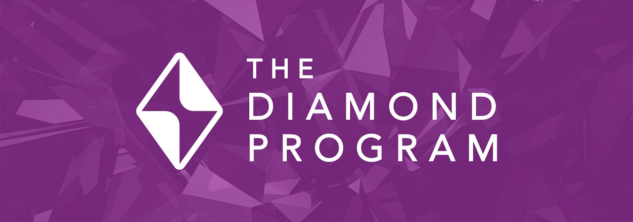The Diamond Program logo
