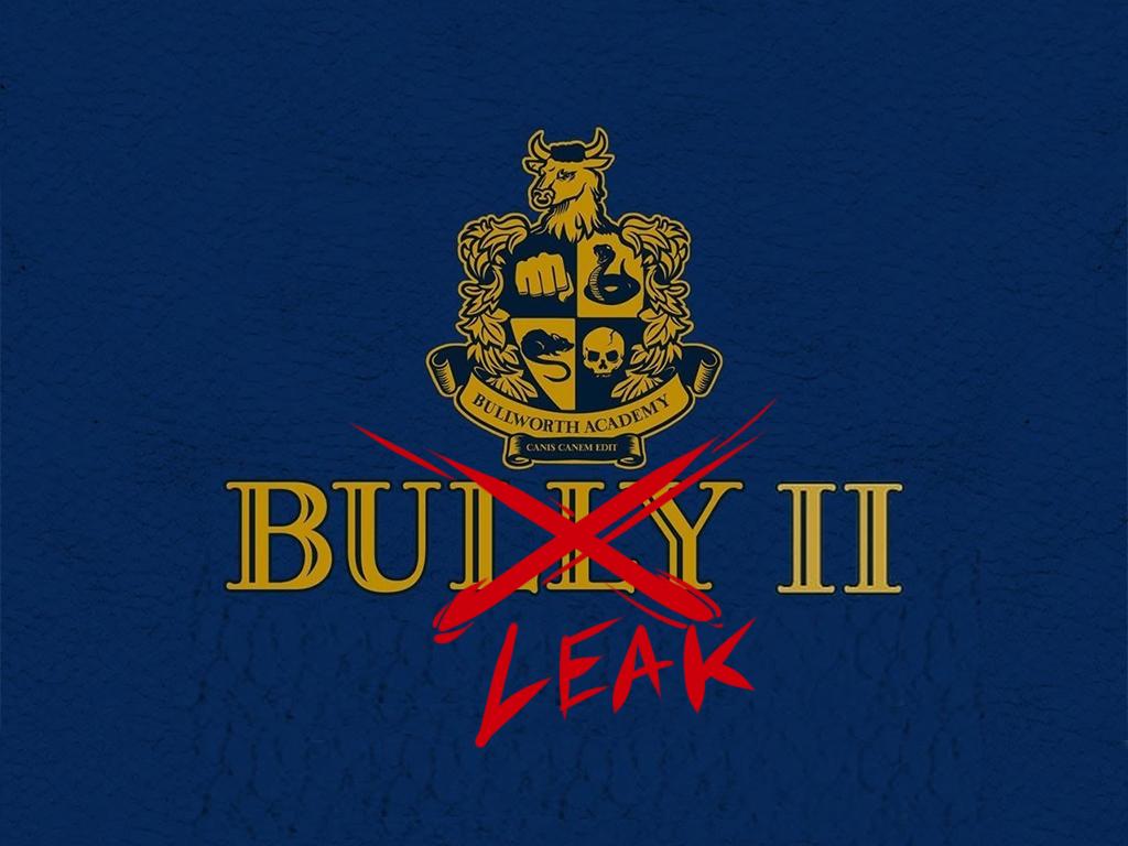 Fuite bully 2