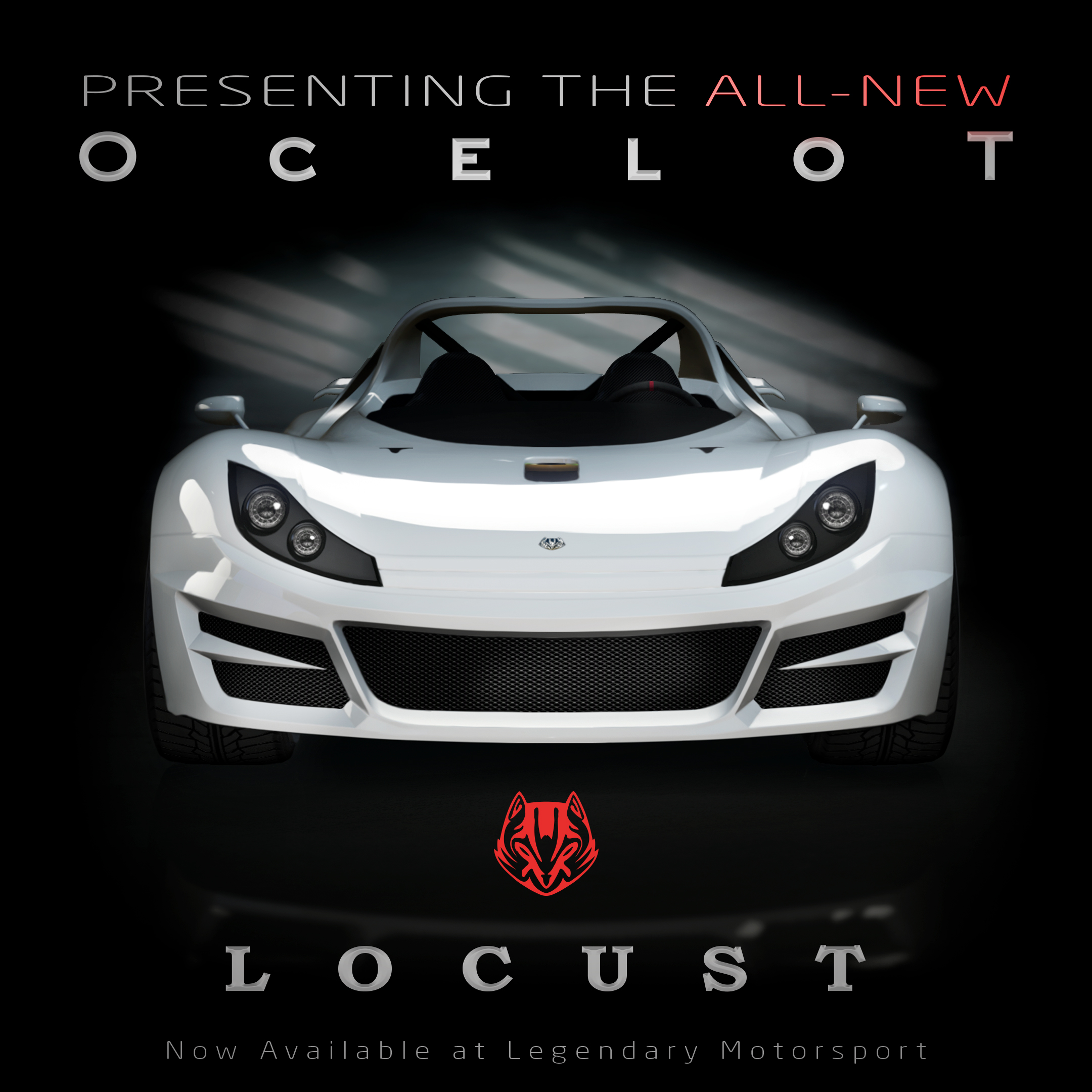 L'Ocelot Locust arrive dans GTA Online
