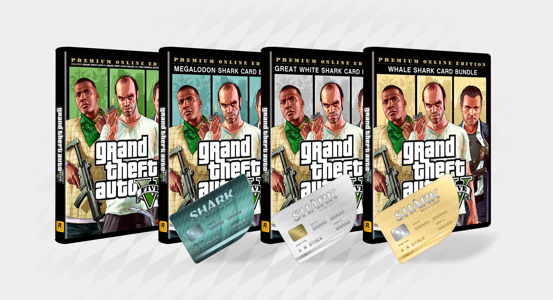 promotion gta v premium online edition