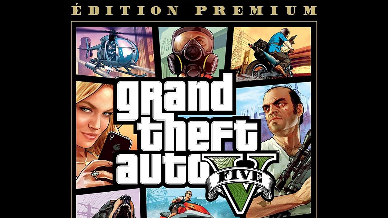 GTA V Edition Premium