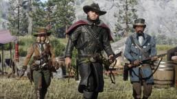 Red Dead Online Nouvelle Mise à Jour 10 Septembre