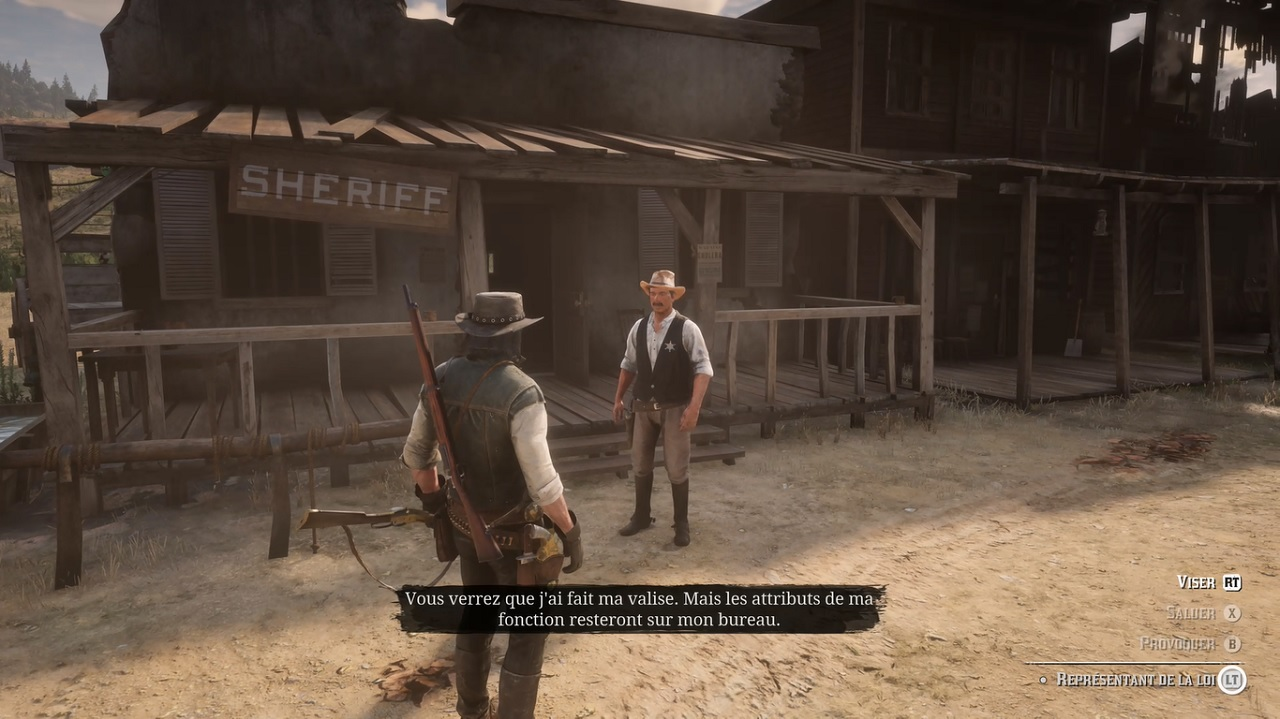 évènement sherif Armadillo 2