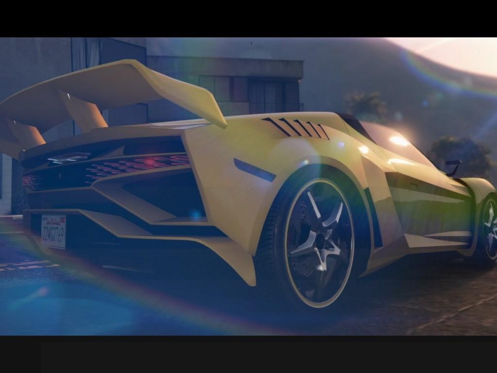 La Pegassi Zorrusso est disponible dans GTA Online