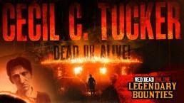 Cecil C Tucker