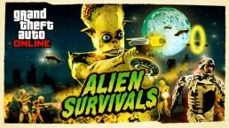 Les Epreuves de survie extra-terrestres débarquent dans GTA Online