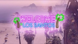 Welcome To Los Santos Rockstar Mag