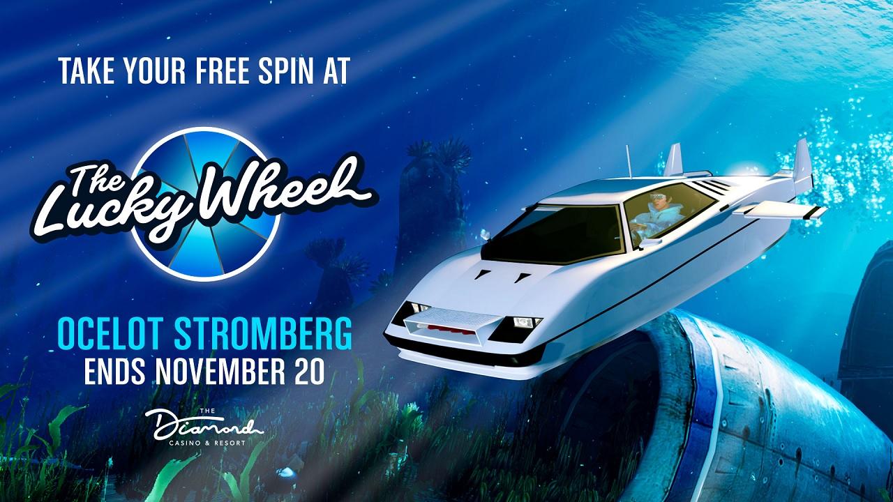 Stromberg Lucky Wheel