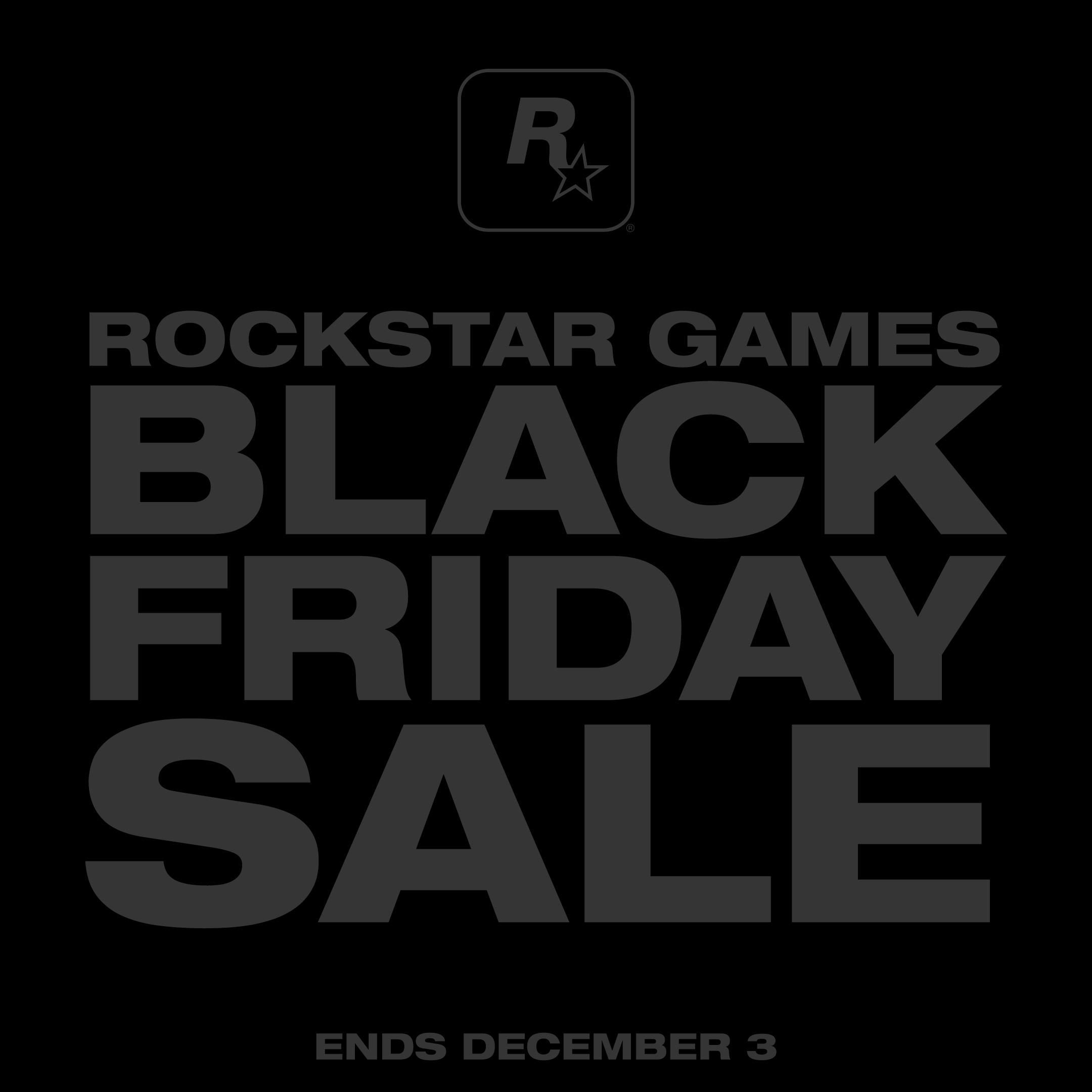 Black Friday : Le Rockstar Warehouse s'y met