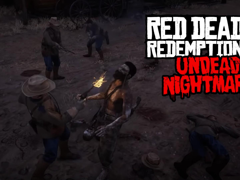 Red Dead Redemption II Undead Nightmare