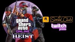 Avantages Twitch Prime GTA Online et Red Dead Online