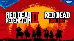 Contenu Exclusif Red Dead Redemption II & Red Dead Online PS4