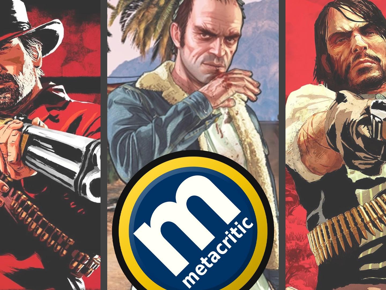 Top 15 jeux de la décennie - Rockstar Games GTA V RDR 2