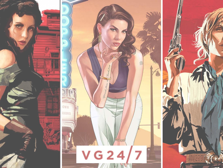 Top Jeux Rockstar Games VG247
