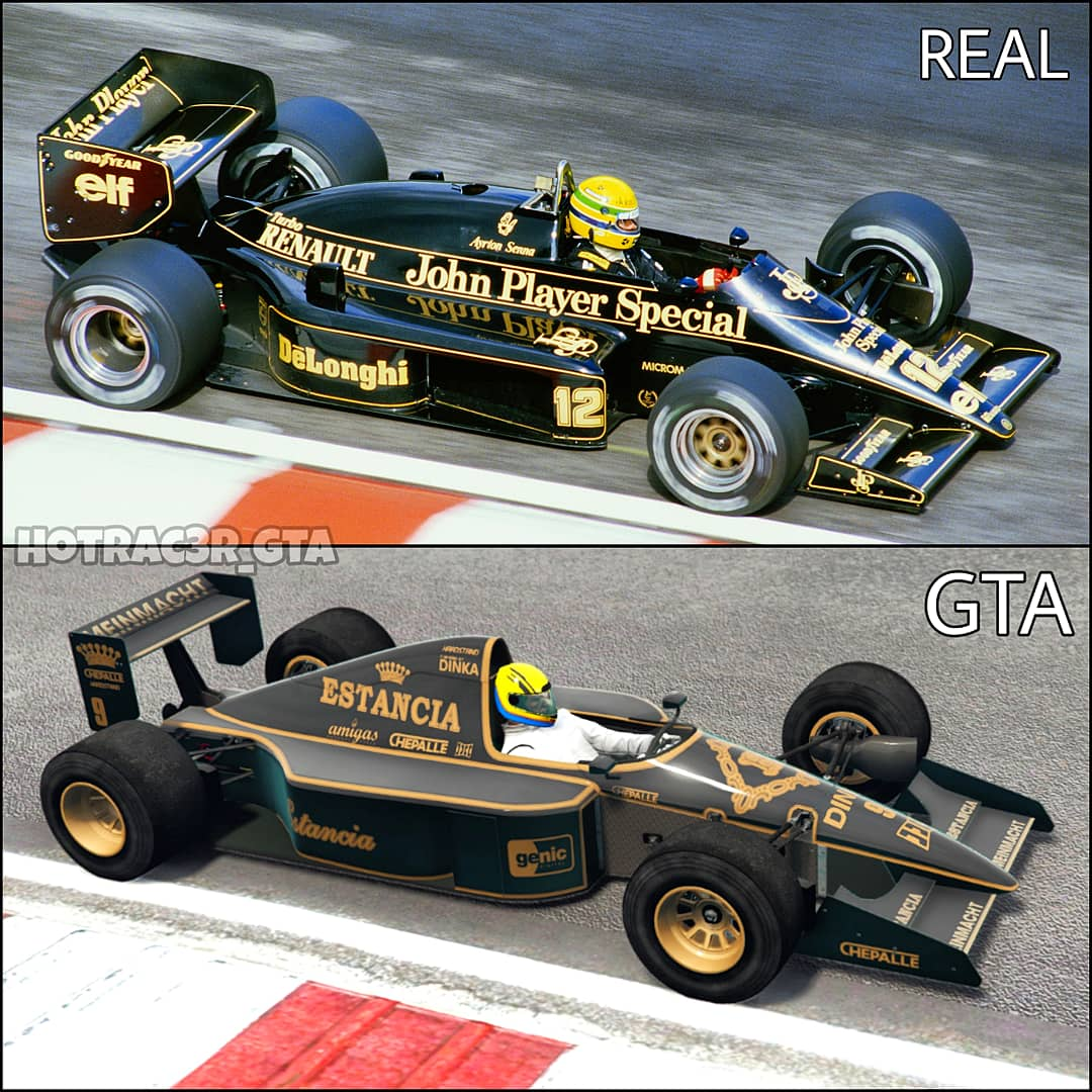 GTA Online F1