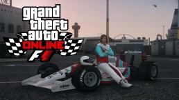 GTA Online Mise à Jour F1