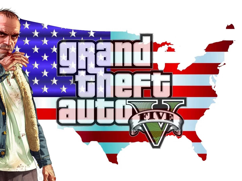 Top Charts USA GTA V Décennie