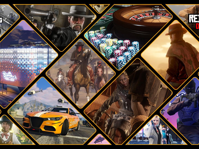 Record GTA Online, Red Dead Online, Récompenses, Bonus