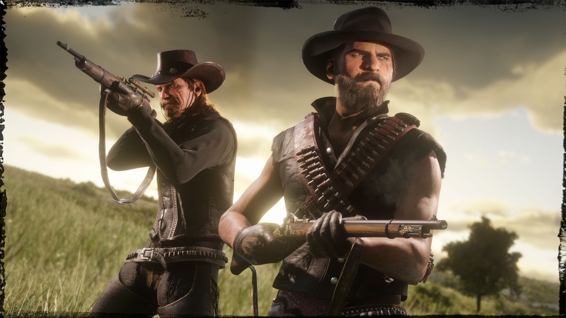 Serie Semaine Red Dead Online