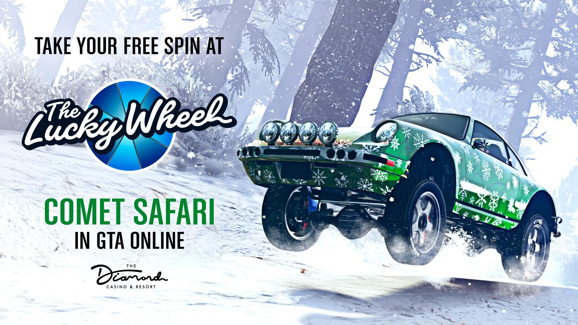 Véhicule GTA Online Casino 2 Janvier