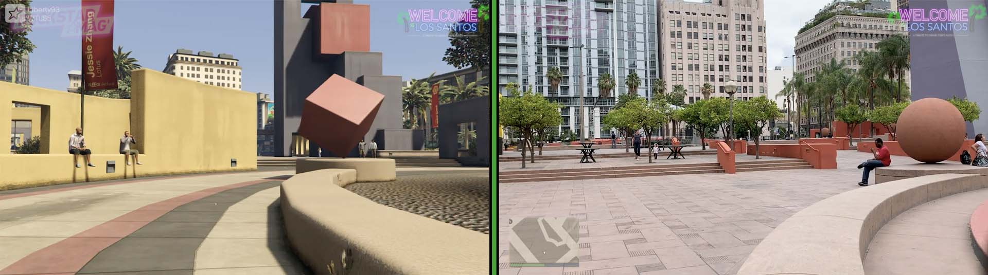 Downtown 01 : Legion Square