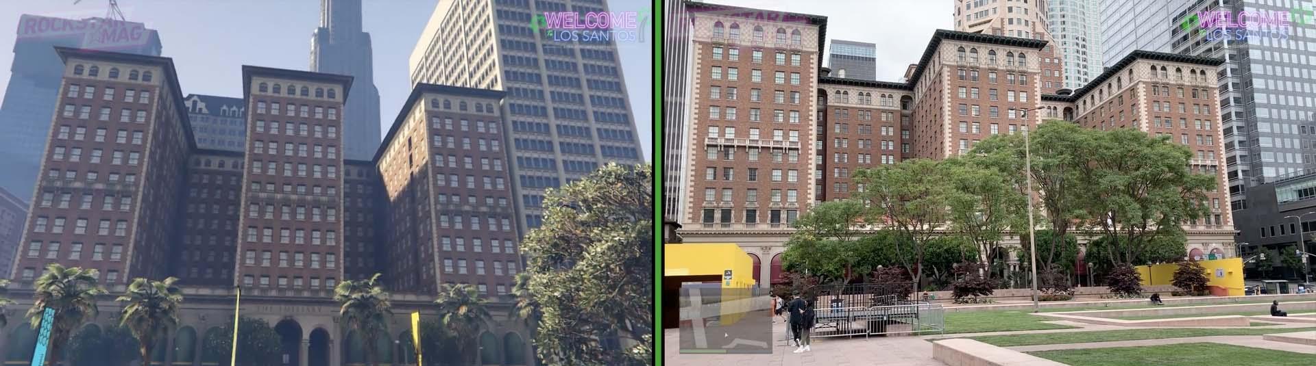 Downtown 03 : Bibliothèque Los Santos