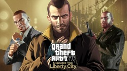 GTA IV Complete Edition Steam Rockstar Launcher