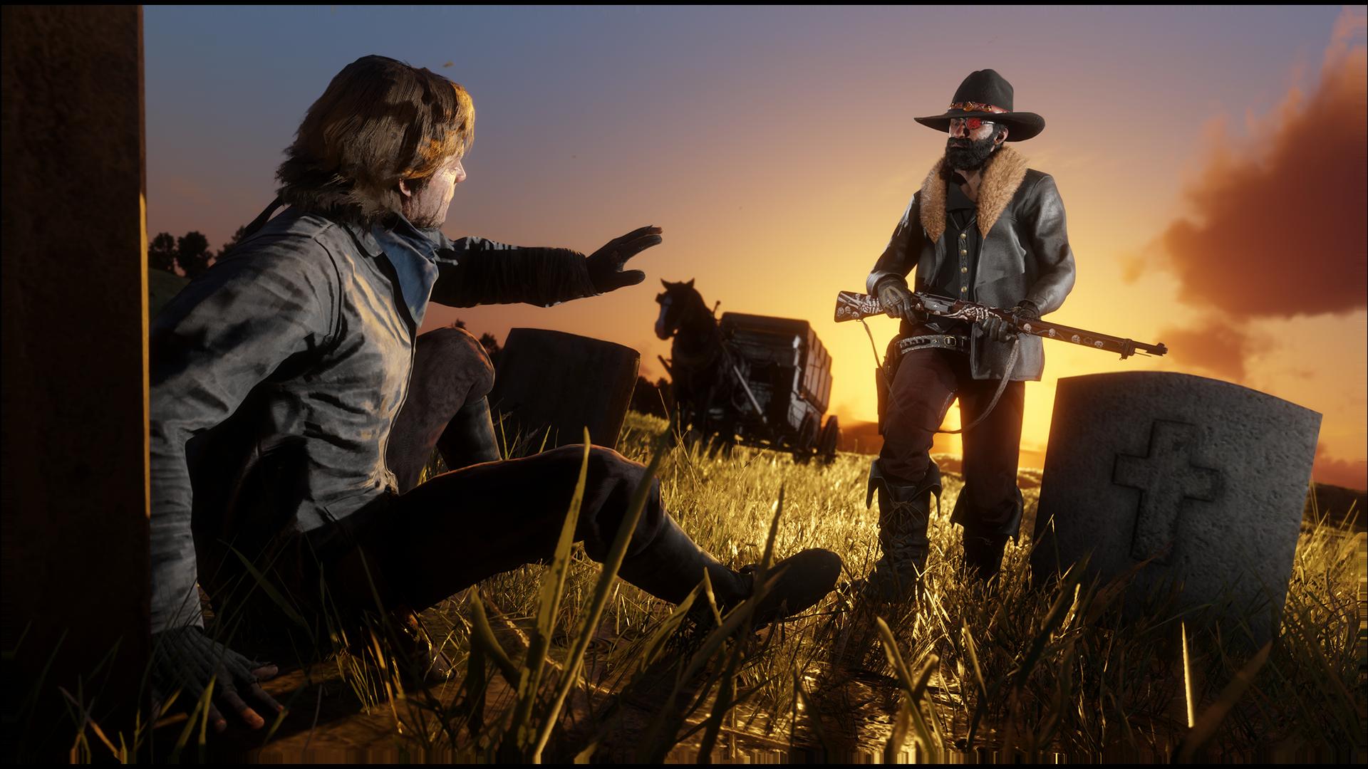 Red Dead Online Bonus Chasses a la Prime