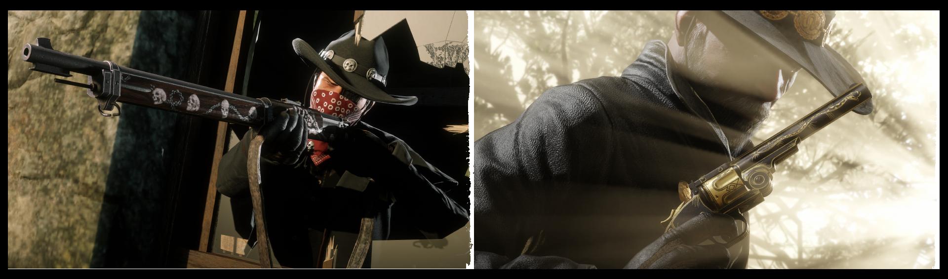 Bonus et Avantages Red Dead Online