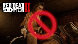 Mod Hot Coffee Interdit Red Dead Redemption II
