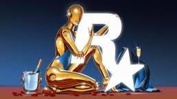 Nouveau Design Site Rockstar Games